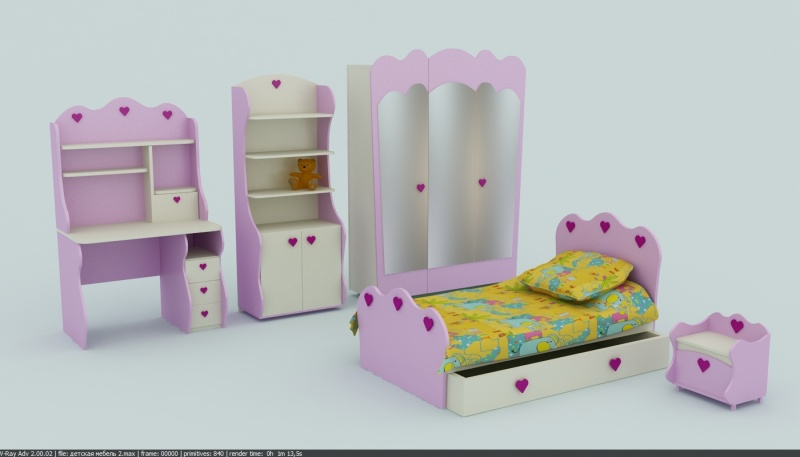 Купить мебель для детского сада в туле